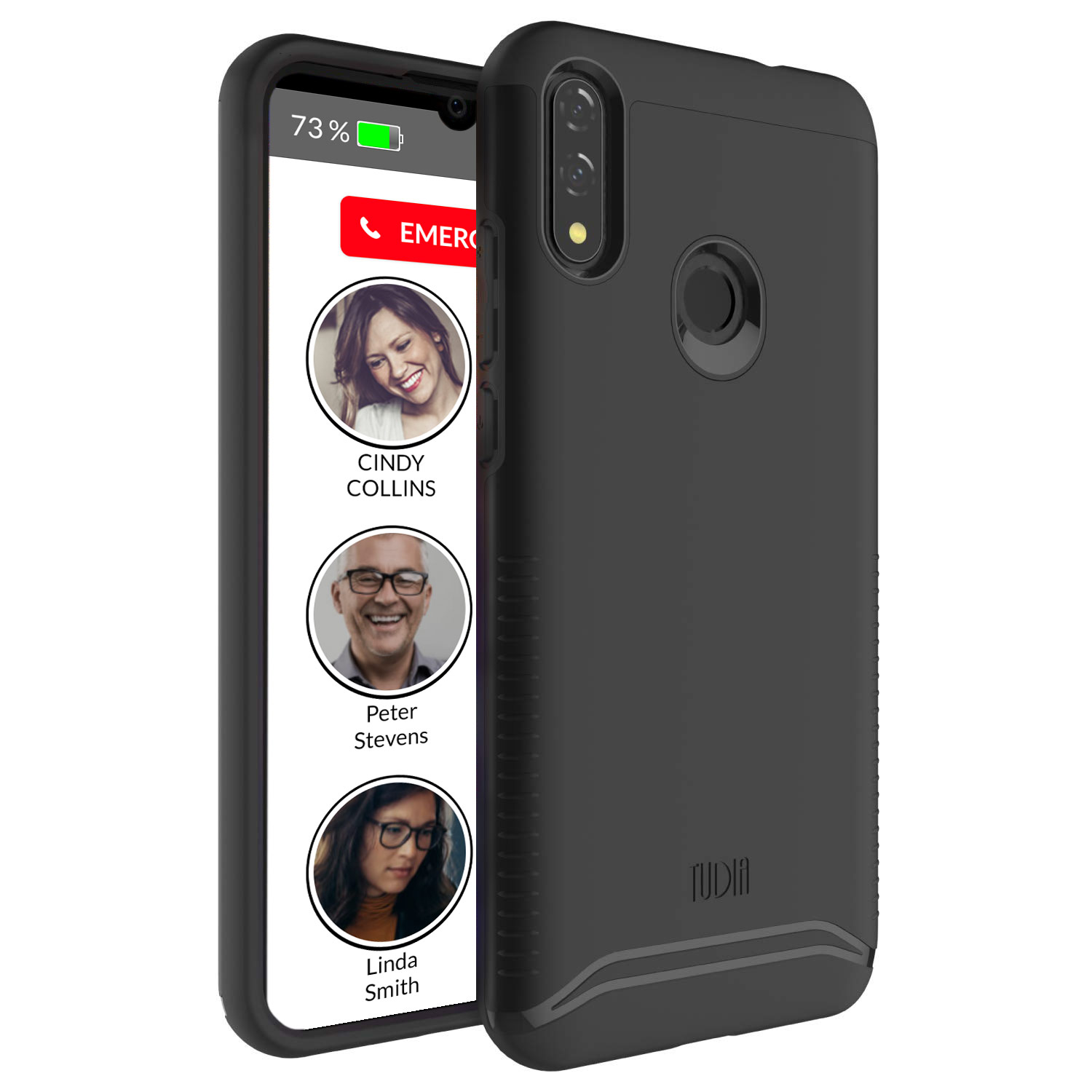 Memory Cell Phone Protective Case
