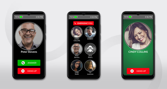 3 Best Phones For People With Dementia Or Alzheimer S Raz Mobility Assistive Technology Blog