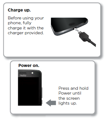 Moto G5S Plus Smartphone - Support | RAZ Mobility