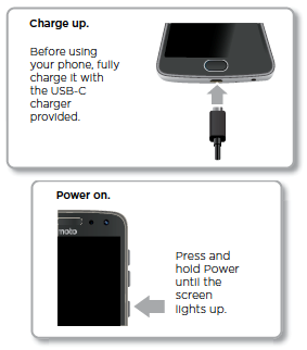 Moto X4 Smartphone - Support   RAZ Mobility